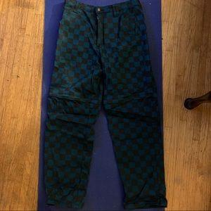 Lazy Oaf Checkered Pants